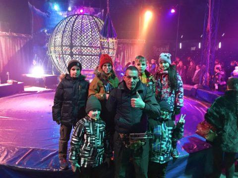 Клуб «Тэнгу Про» в цирке «ИМПЕРИАЛ»