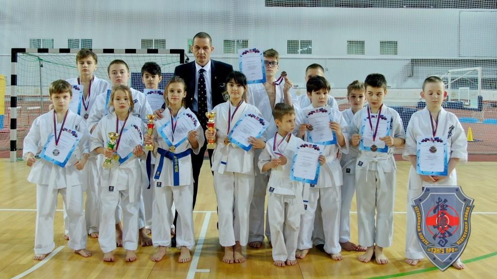 Чемпионат Мурманской области по Ката и Кумите 2020г