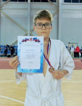 Мутовкин Егор – Воспитанник клуба «Тэнгу Про»