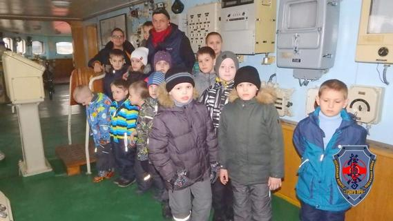 Клуб «Тэнгу Pro» снова на ледоколе «Ленин»