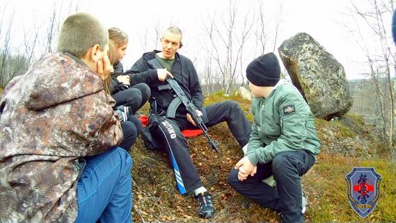 Клуб «ТЭНГУ ПРО» стреляет из ПМ – Пистолет Макарова и АК-103 – Автомат Калашникова