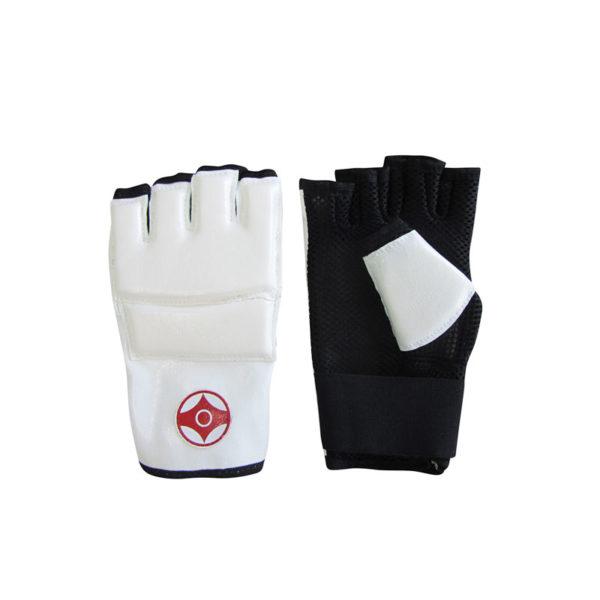 Перчатки тренировочные для Киокуcинкай каратэ из натуральной кожи